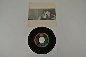"Paul McCartney Angry Stranglehold 7"" 45 rpm Vinyl Record 1986 Canada B-5636 EX"