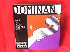 "Brand New in BOX Dominant Viola String 4/4 Set 15 -16.5""  Medium Gauge"