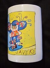 Duisburg Life Saver Ceramic Coffee Tea Mug Konigttr Germany Rare Odd Euc
