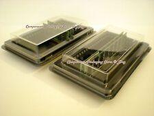 PC RAM Memory Tray Case Qty 4 - fits 40 Desktop PC or 80 Laptop Modules 4 - New
