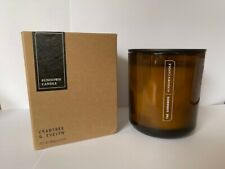 CRABTREE & EVELYN SUNDOWN 2 WICK CANDLE WITH LID 350G NEW IN BOX