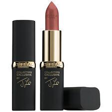 L'Oréal Paris Colour Riche Collection Exclusive Lipstick