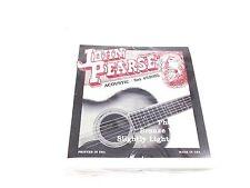 John Pearse Guitar Strings  Acoustic Slightly Light Gauge #550SL Phos Bronze