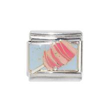 Candy floss Cotton Candy Italian charm - fits 9mm Italian charm bracelets