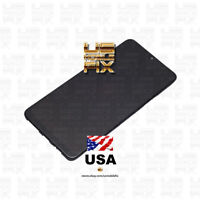 USA For Samsung Galaxy A20s 2019 A207 A207M A207G LCD Display Touch Screen Frame