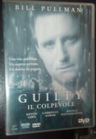 THE GUILTY IL COLPEVOLE - DVD - BIL PULLMAN