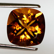 4,78 carats, CITRINE  NATURELLE, HONEY TOP COLOR  (pierres précieuses/ fines)