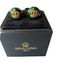 Skultuna Crown Cufflinks