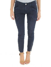 J BRAND Womens Houlihan JB000408 Jeans Slim Distressed Iris Black Size 26W