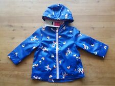 Joules Raindance Rubber Raincoat BNWT Age 1 Year