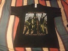 Type O Negative OG Size XL Life Of Agony Sepultura Peter Steele