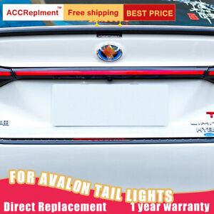 For Toyota Avalon LED Through lights Assembly Red LED Trunk lights 2019-2020