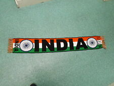 Inde Supporters Football Écharpe