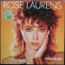 ROSE LAURENS DERAISONNABLE / inclus AFRICA 33T LP FLARENASCH 723.652 QUASI NEUF
