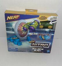 Nerf Nitro Bullseye Blast Car Stunt Set NIB