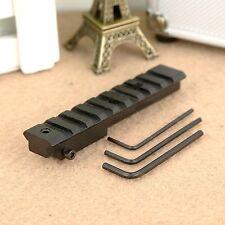 9 Slots Rail Adapter Scope Mount Short for Mosin Nagant M44 M91/30 M39 M38 105mm