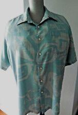 Kai Clothing Aloha Hawaiian Shirt Large Short Sleeve