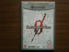 """residente Evil Zero"" GameCube/Wii Game New/Factory sealed (UK) (PAL)"