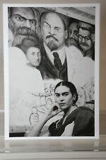 FRIDA KAHLO, ca.1930 by Lucienne Bloch, Kunst-Postkarte