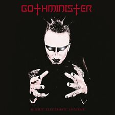 GOTHMINISTER Gothic Electronic Anthems (Re-Release + Bonus) CD 2014