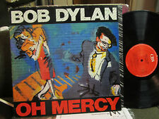 BOB DYLAN Oh Mercy original '89 LP NM w/inr cbs Uk rare import daniel lanois wow