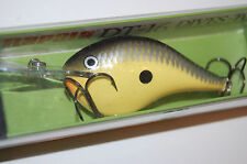 "rapala dt-16 dt16 olsl old school bass crankbait  2 3/4"" 3/4 oz  dives to 16'"