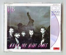 Opus CD-Maxi when the Night Comes © 1994 - 873 487-2 - Black-Cat-versione - 3 TR