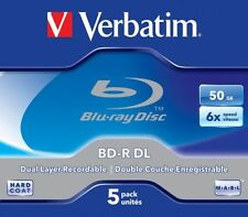 CD, DVD y Blu-ray discs caja 6x para ordenadores y tablets