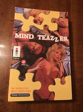 PANASONIC 3DO MIND TEAZZER LONG BOX COMPLETE IN BOX SUPER RARE VIVID MA18 AO