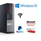FAST Dell OptiPlex PC COMPUTER SFF i5- 4th Gen  8GB RAM 500GB HDD FREE KEYBOARD