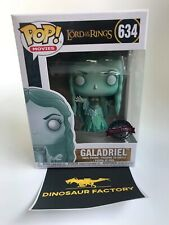Lord of the Rings Tempted Galadriel #634 UK Version Barnes & Noble Funko Pop New