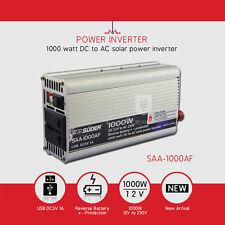 1000W 12V DC to 220/230V AC Car Power Inverter Home power converters USB Output
