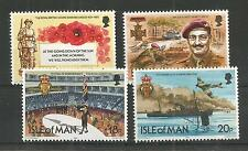 I.o.m 1981 ROYAL BRITISH LEGION sg,205-208 UM / M, N / H LOTTO R207