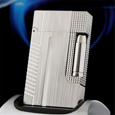 Hot Memorial S.T Dupont Lighter Bright Sound Lacquer Bond 007 Lighters Silver