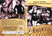 Morocco (1930) - Josef Von Sternberg, Gary Cooper, Marlene Dietrich   DVD NEW