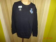MSV Duisburg Original uhlsport Spieler Freizeit Sweatshirt/Pullover Gr.XL TOP