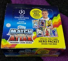TOPPS CHAMPIONS LEAGUE 2017-18