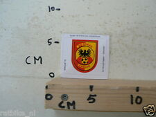 STICKER,DECAL GO AHEAD EAGLES VOETBAL SOCCER