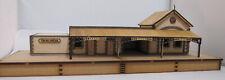 """HO Scale - Laser Cut """"Tanunda Railway Station"""" - SM1036"""