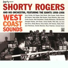 Shorty Rogers & His Orchestra 1950-1956 - West Coast Sounds - 2 CDs