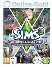 Les Sims 3 En Route vers le Futur - Into the Future Clé - EA Origin PC carte -FR