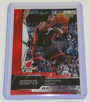 2005-06 Upper Deck ESPN Dwyane Wade #43 NBA Miami Heat Basketball Card