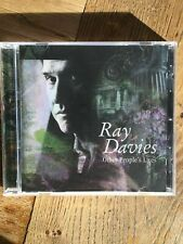 Ray Davies Other People's Lives - CD UK Sealed!