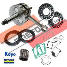 Yamaha DTR125 DT125 R Bottom End Rebuild Kit Inc. Crank & Gaskets