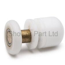 8 x Shower Door ROLLERS/Runners/Pulleys/Guides/Wheels diameter 20mm         L005
