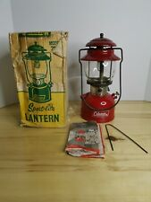 Vintage Coleman Sport-Lite Lantern Model 200A With Original Box ##LITTLE RUSTY##