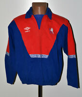 CHELSEA LONDON 1990/1991/1992 TRAINING FOOTBALL TOP JERSEY UMBRO SIZE XS ADULT