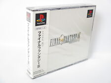Final Fantasy IX 9 Sony PlayStation PSX Play Station PS1 Japanese Square 4 Disc