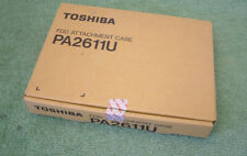 Vintage Toshiba Laptop FDD Attachment Case PA2611U for Floppy Drive - New in Box