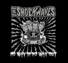 The Shockwaves - No Way In Way Out (Trash Wax/Garage/Vibes/Purple Things)
